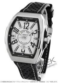 【10/1〜10/2限定!17,000円OFFクーポン対象】フランクミュラー ヴァンガード レーシング 腕時計 メンズ FRANCK MULLER V45 SC DT RCG AC NR[FMV45SCRCGSSWHLZBK]