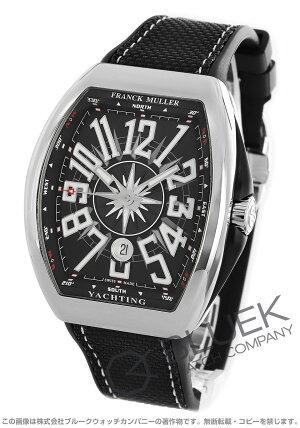フランクミュラーヴァンガードヨッティング腕時計メンズFRANCKMULLERV45SCDTACNRYACHTING[FMV45SCYTSSBKHYBK]