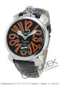 【X'masSALE】ガガミラノ マヌアーレ48MM 腕時計 メンズ GaGa MILANO 5010.11S