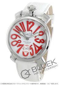 【X'masSALE】ガガミラノ マヌアーレ48MM 腕時計 メンズ GaGa MILANO 5010.14S