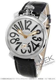 【X'masSALE】ガガミラノ マヌアーレ48MM 腕時計 メンズ GaGa MILANO 5010.07S
