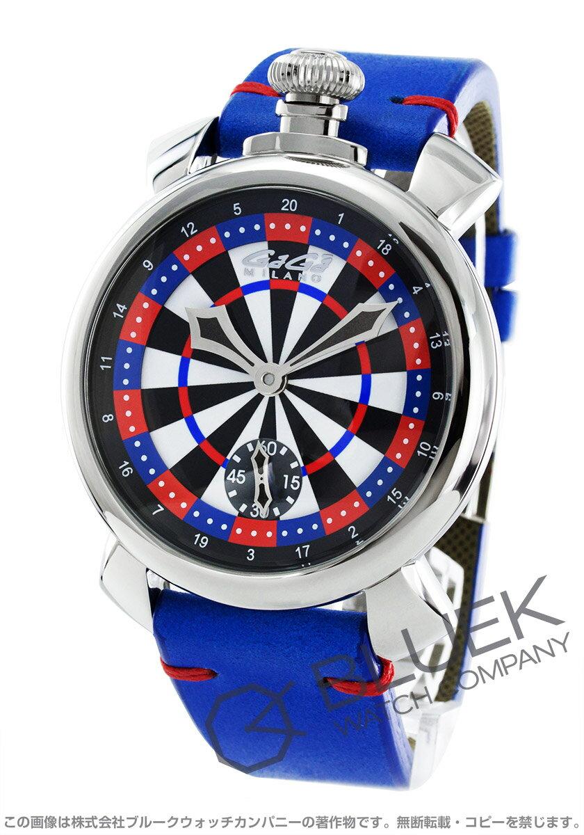 ガガミラノ マヌアーレ48MM ラスベガス 世界限定300本 腕時計 メンズ GaGa MILANO 5010.LAS VEGAS.03 バーゲン ギフト プレゼント