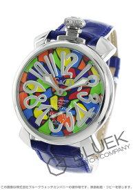 【X'masSALE】ガガミラノ マヌアーレ48MM モザイク 腕時計 メンズ GaGa MILANO 5010.MOSAICO1S