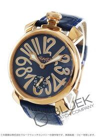 【X'masSALE】ガガミラノ マヌアーレ48MM 腕時計 メンズ GaGa MILANO 5011.05S