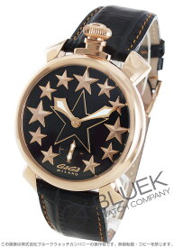 【X'masSALE】ガガミラノ マヌアーレ48MM スター 腕時計 メンズ GaGa MILANO 5011.STARS.01