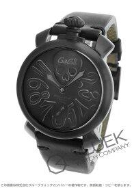 ガガミラノ マヌアーレ アートコレクション48MM 腕時計 メンズ GaGa MILANO 5012ART.01S