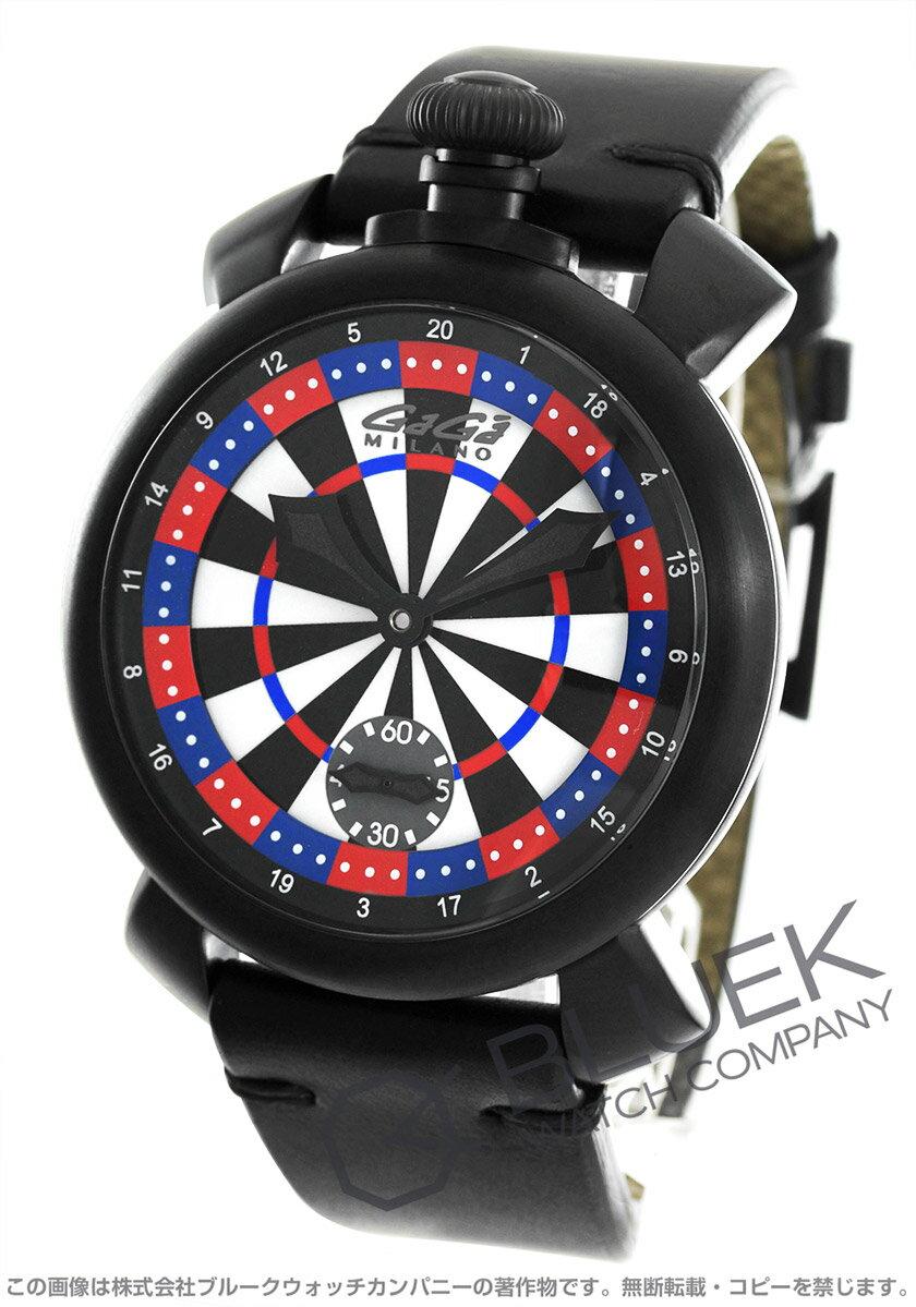 ガガミラノ マヌアーレ48MM ラスベガス 世界限定300本 腕時計 メンズ GaGa MILANO 5012.LAS VEGAS.03