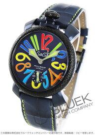 【X'masSALE】ガガミラノ マヌアーレ48MM リミテッドエディション 腕時計 メンズ GaGa MILANO 5016.EDA04PUYF