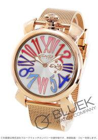 ガガミラノ スリム46MM 腕時計 ユニセックス GaGa MILANO 5081.1