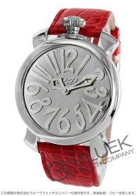 ガガミラノ マヌアーレ40MM ミラー 世界限定500本 腕時計 ユニセックス GaGa MILANO 5220.MIR.01