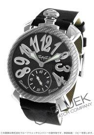 【X'masSALE】ガガミラノ マヌアーレ48MM スペシャルエディション 腕時計 メンズ GaGa MILANO 5510.SP.01