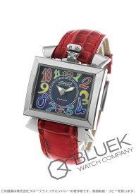 【9/20〜9/29限定!1,000円OFFクーポン対象】ガガミラノ ナポレオーネ40MM 腕時計 ユニセックス GaGa MILANO 6030.2