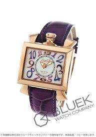 ガガミラノ ナポレオーネ40MM 腕時計 ユニセックス GaGa MILANO 6031.4
