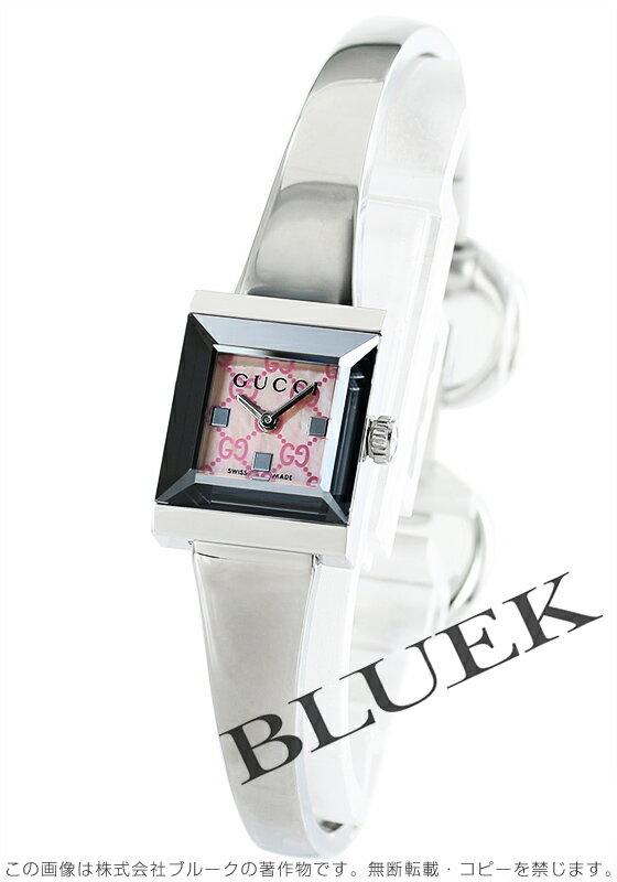 グッチ Gフレーム スクエア 腕時計 レディース GUCCI YA128516