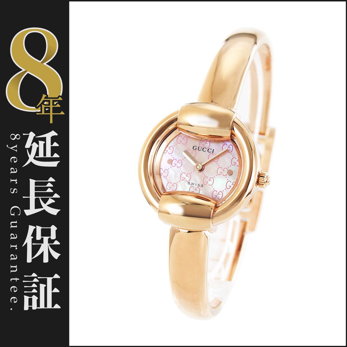 グッチ GUCCI 腕時計 バングル レディース YA014516_8