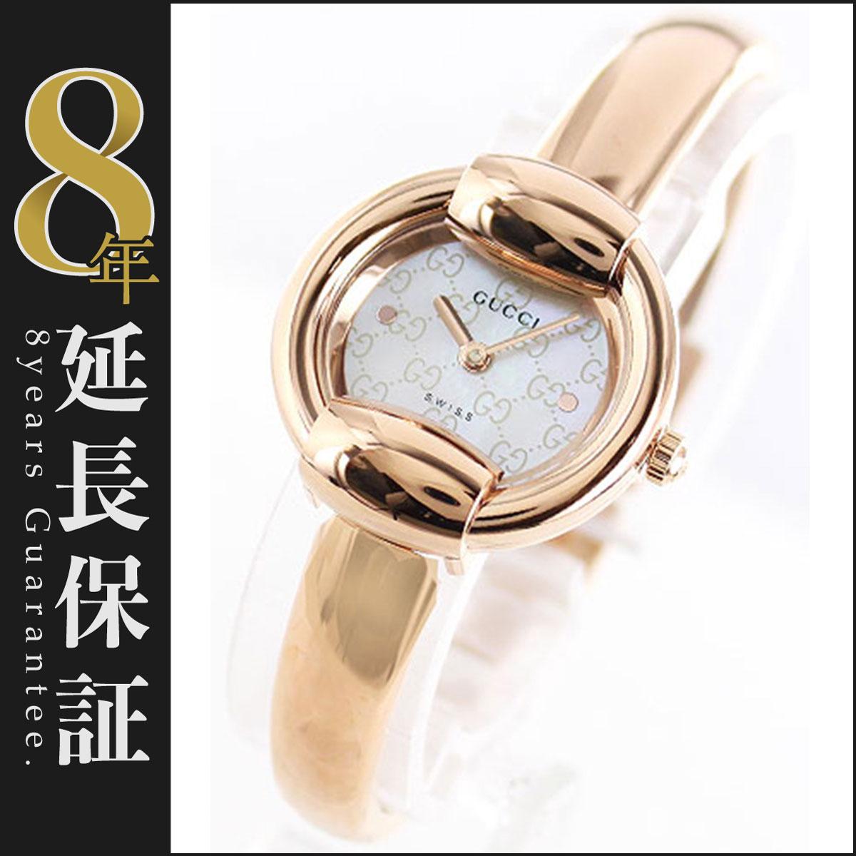 グッチ GUCCI 腕時計 バングル レディース YA014519_8