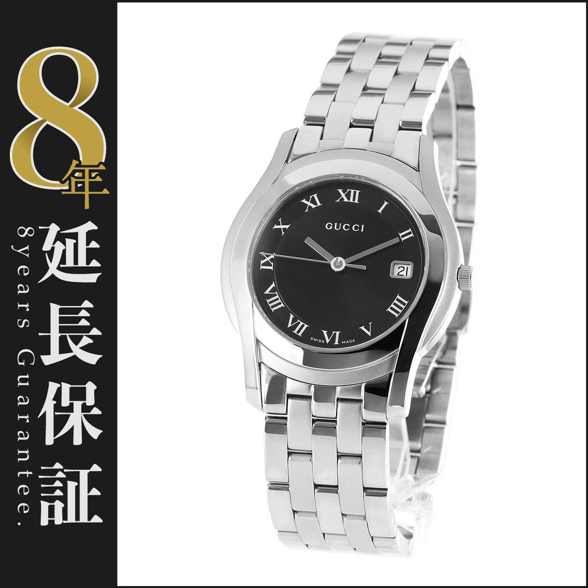 【エントリーでポイント3倍】グッチ GUCCI 腕時計 Gクラス メンズ YA055302_8