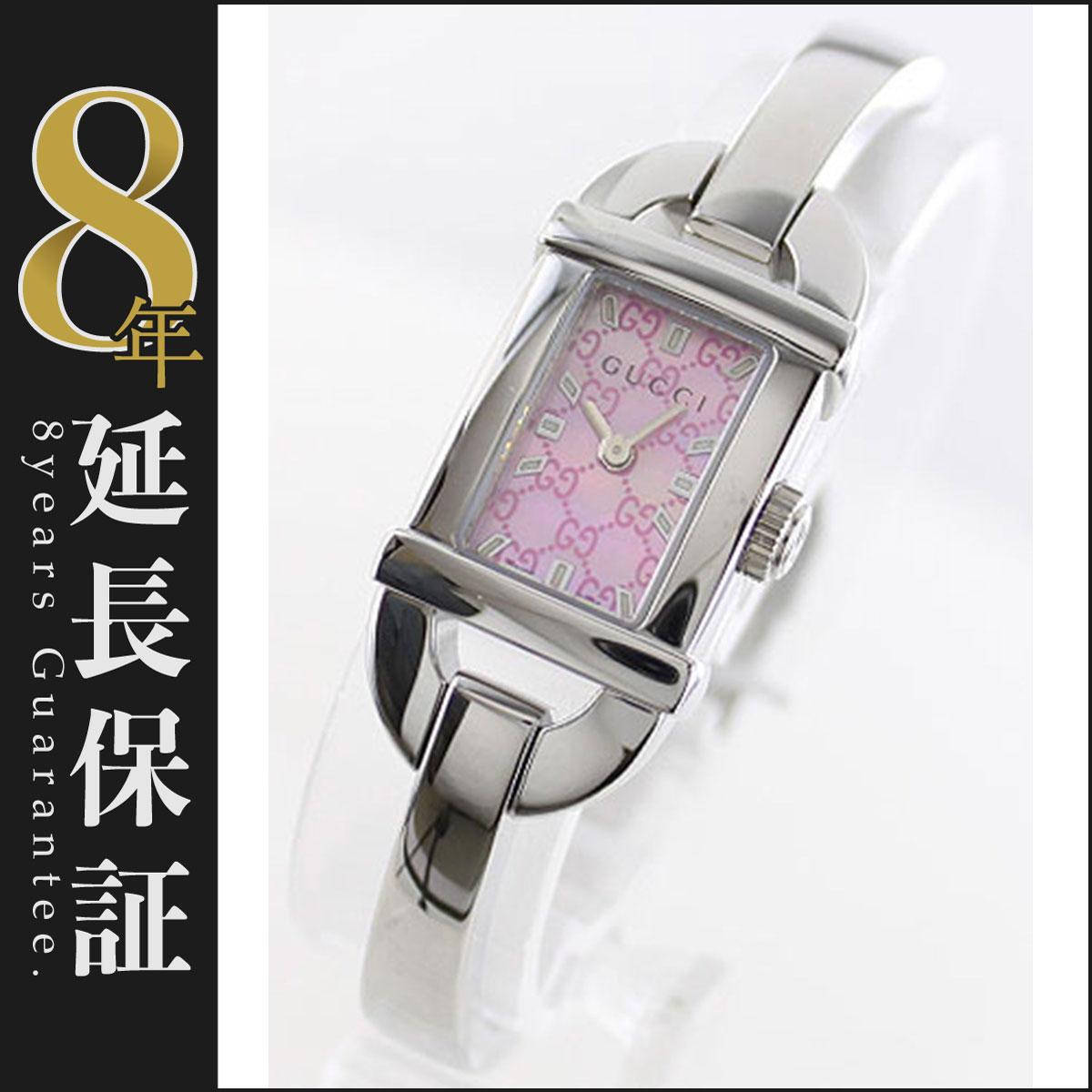 【エントリーでポイント3倍】グッチ GUCCI 腕時計 バンブー レディース YA068586_8