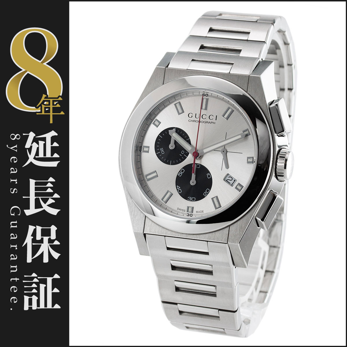 グッチ GUCCI 腕時計 パンテオン メンズ YA115236_8