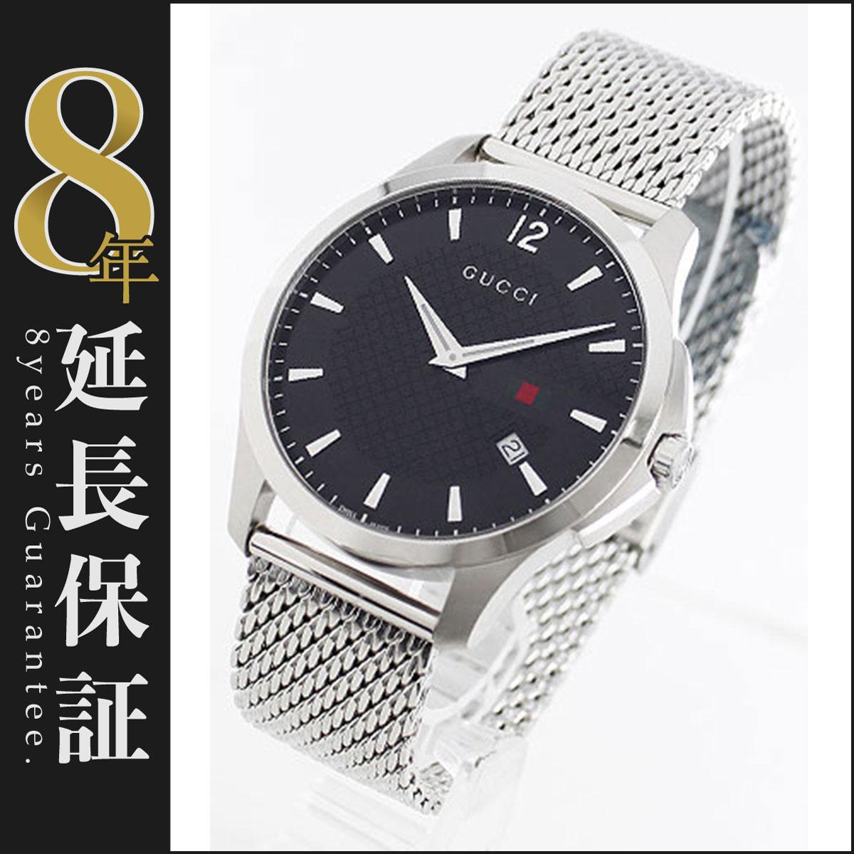 グッチ GUCCI 腕時計 Gタイムレス メンズ YA126308_8