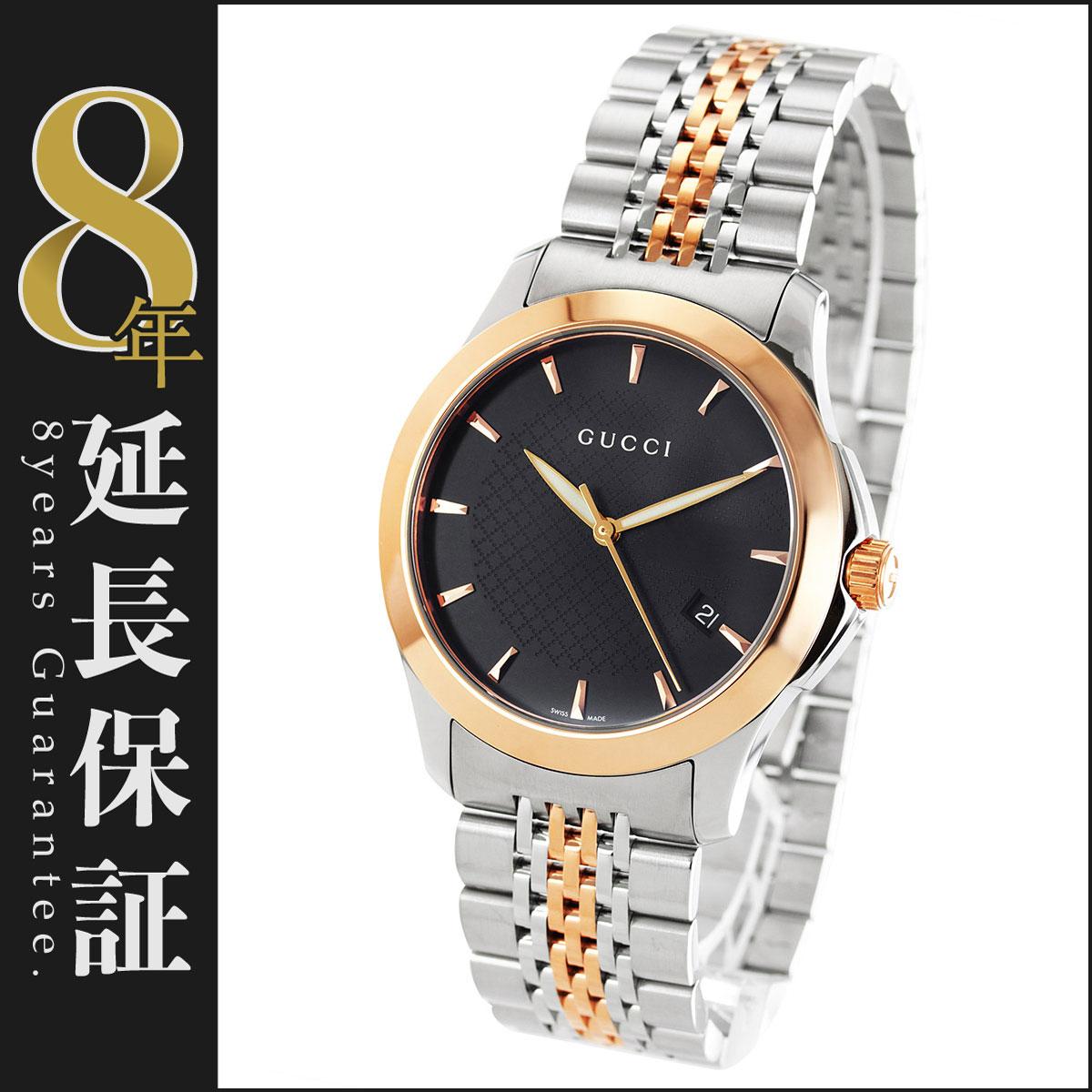 グッチ GUCCI 腕時計 Gタイムレス メンズ YA126410_8