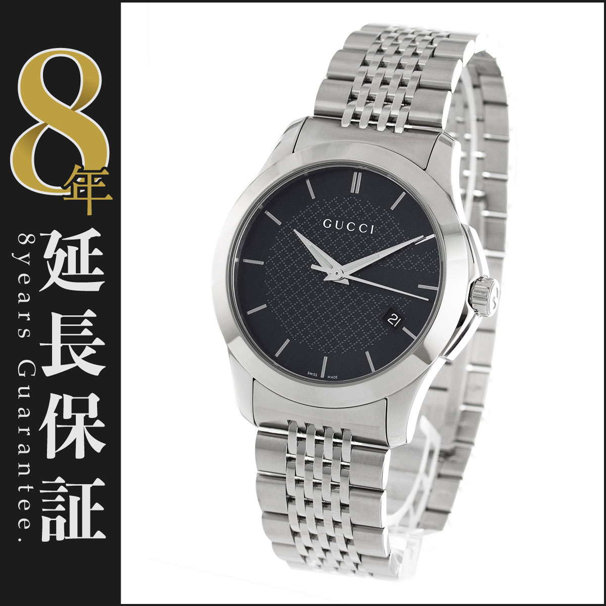 グッチ GUCCI 腕時計 Gタイムレス メンズ YA126480_8