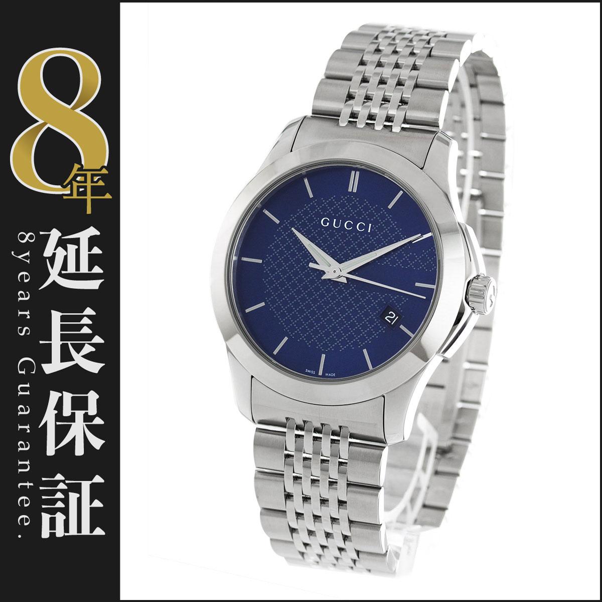 グッチ GUCCI 腕時計 Gタイムレス メンズ YA126481_8