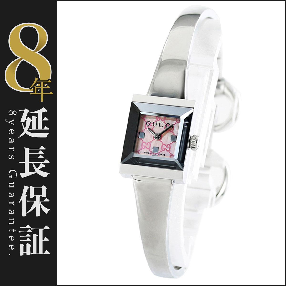 グッチ GUCCI 腕時計 Gフレーム スクエア レディース YA128516_8