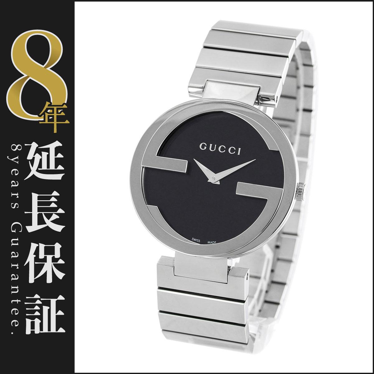 グッチ GUCCI 腕時計 インターロッキング ユニセックス YA133307_8