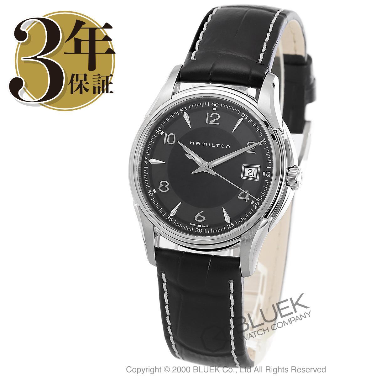 ハミルトン ジャズマスター ジェント 腕時計 メンズ HAMILTON H32411735_8