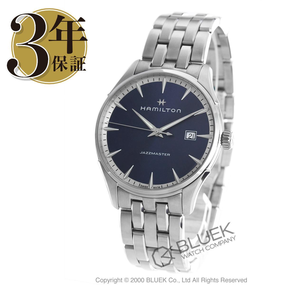 ハミルトン ジャズマスター ジェント 腕時計 メンズ HAMILTON H32451141_8