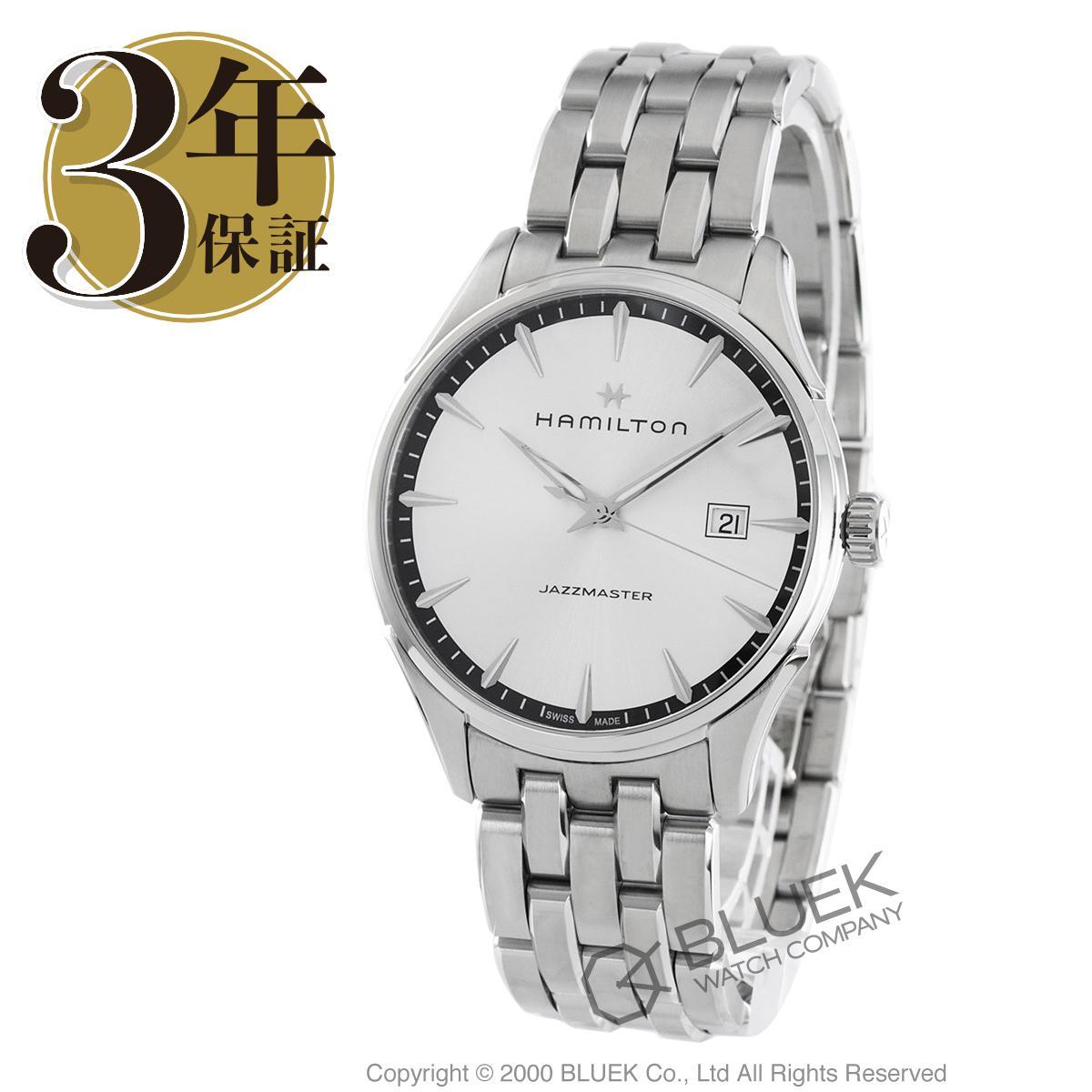ハミルトン ジャズマスター ジェント 腕時計 メンズ HAMILTON H32451151_8