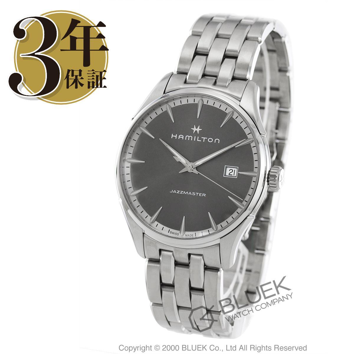 ハミルトン ジャズマスター ジェント 腕時計 メンズ HAMILTON H32451181_8