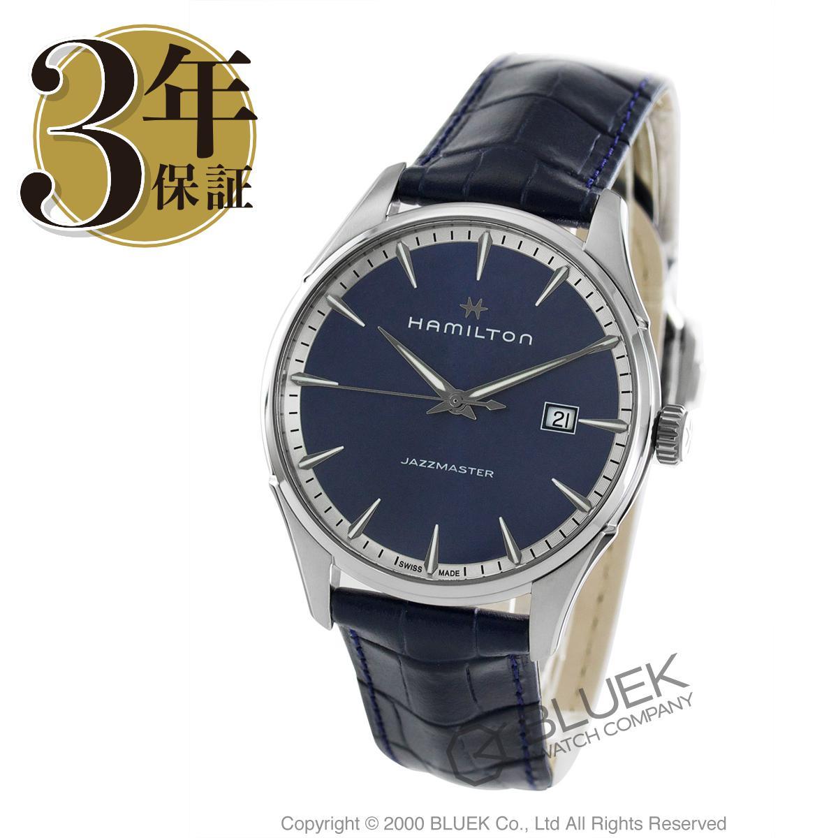 ハミルトン ジャズマスター ジェント 腕時計 メンズ HAMILTON H32451641_8