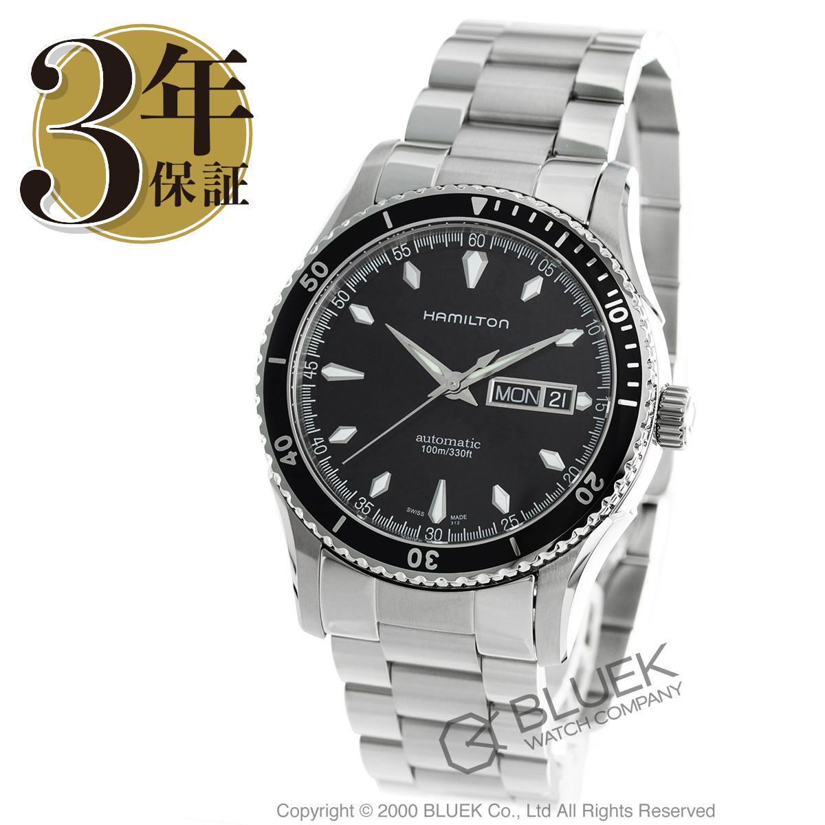 ハミルトン ジャズマスター シービュー 腕時計 メンズ HAMILTON H37565131_8