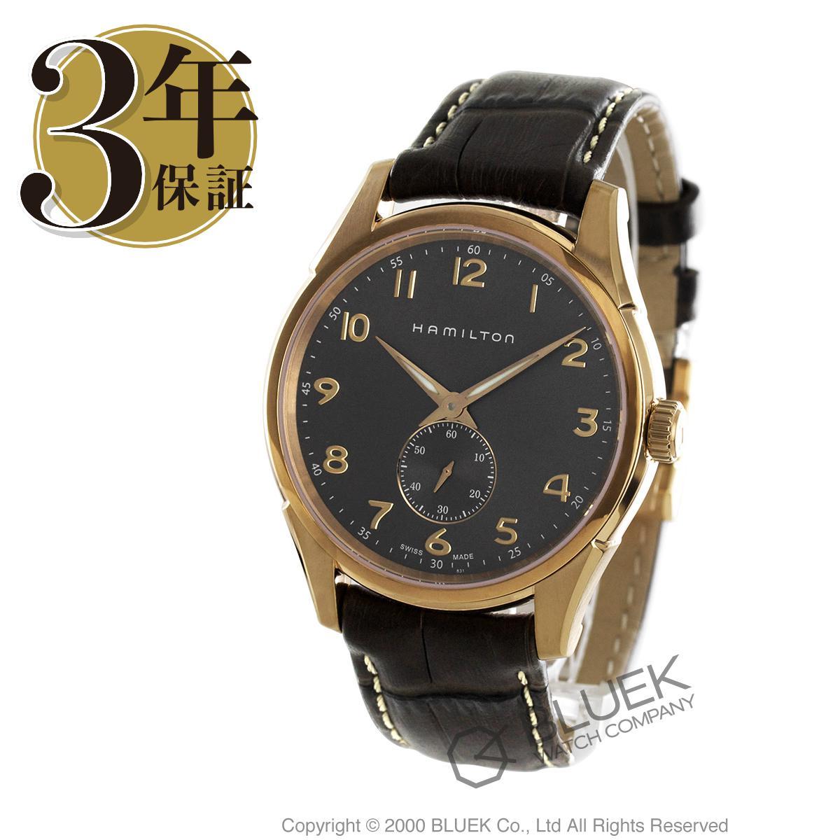 ハミルトン ジャズマスター シンライン 腕時計 メンズ HAMILTON H38441583_8