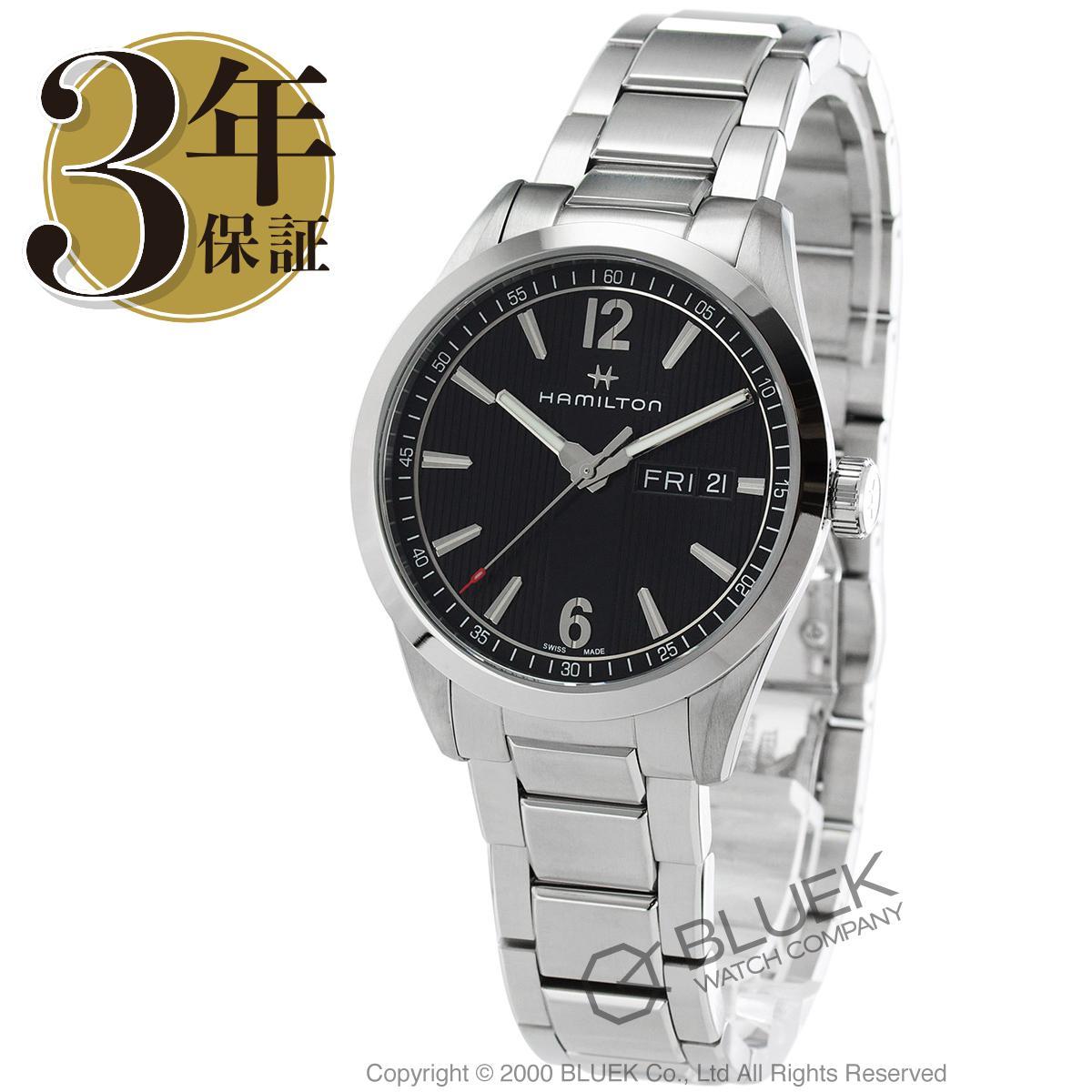 ハミルトン ブロードウェイ デイデイト 腕時計 メンズ HAMILTON H43311135_8