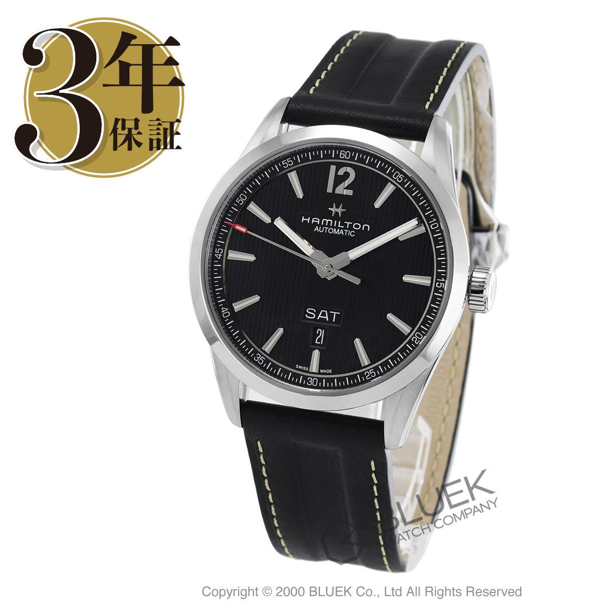 ハミルトン ブロードウェイ デイデイト 腕時計 メンズ HAMILTON H43515735_8