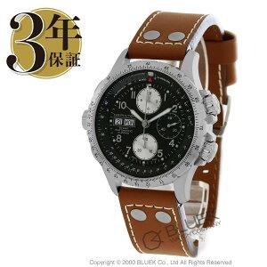 ハミルトンカーキアビエーションX-ウィンドクロノグラフ腕時計メンズHAMILTONH77616533
