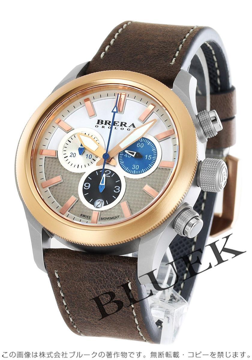 ブレラ エテルノ クロノII クロノグラフ 腕時計 メンズ BRERA BRET3C4303 バーゲン ギフト プレゼント