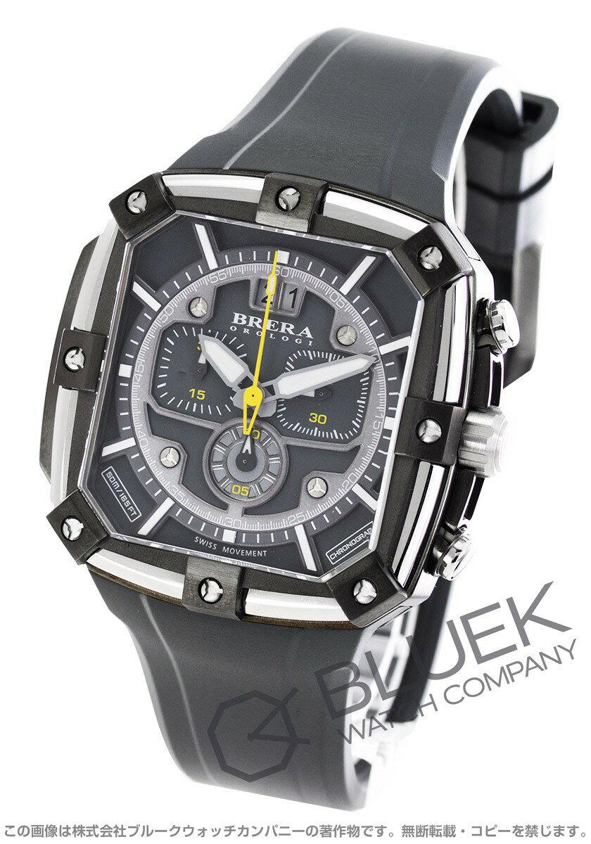 ブレラ スーパー スポルティーボ スクエア クロノグラフ 腕時計 メンズ BRERA BRSS2C4602