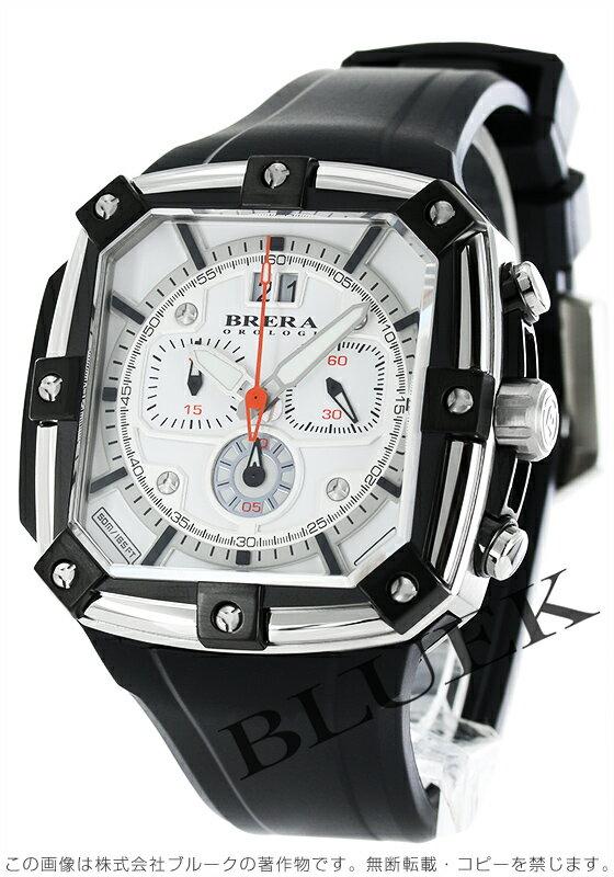 ブレラ スーパー スポルティーボ スクエア クロノグラフ 腕時計 メンズ BRERA BRSS2C4604 バーゲン ギフト プレゼント