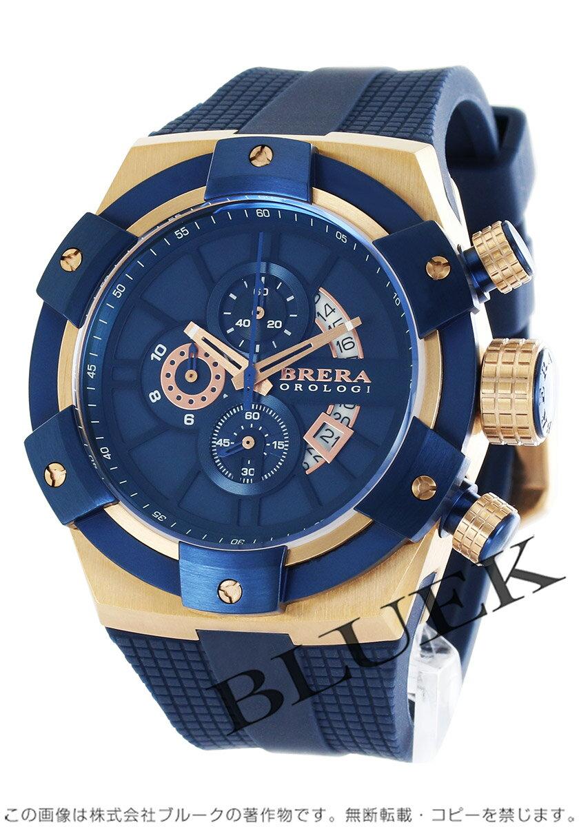 ブレラ スーパー スポルティーボ クロノグラフ 腕時計 メンズ BRERA BRSSC4910 バーゲン ギフト プレゼント
