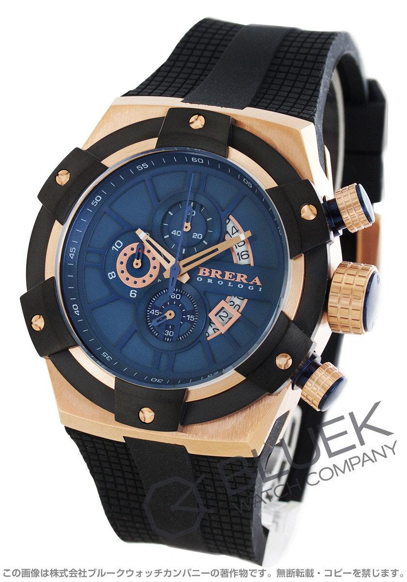 ブレラ スーパー スポルティーボ クロノグラフ 腕時計 メンズ BRERA BRSSC4910C