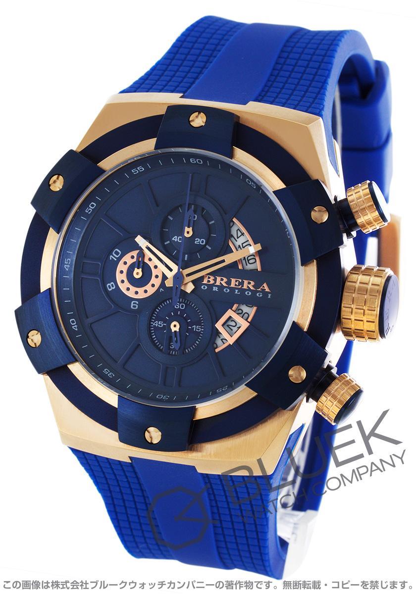 ブレラ スーパー スポルティーボ クロノグラフ 腕時計 メンズ BRERA BRSSC4910IBL