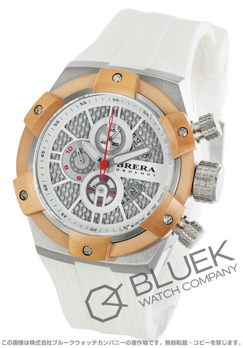 ブレラ スーパー スポルティーボ クロノグラフ 腕時計 メンズ BRERA BRSSC4921B バーゲン ギフト プレゼント