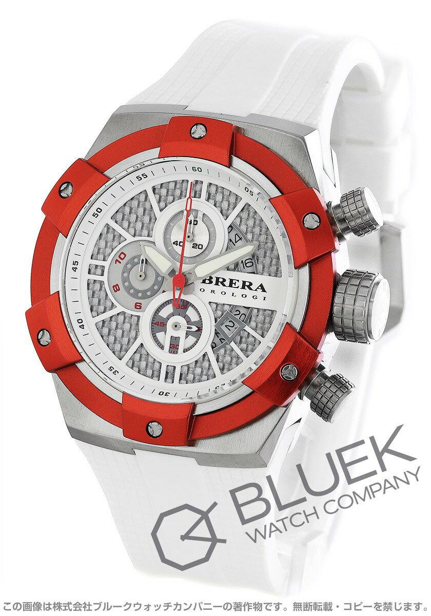 ブレラ スーパー スポルティーボ クロノグラフ 腕時計 メンズ BRERA BRSSC4921C バーゲン ギフト プレゼント