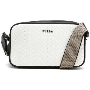 フルラ ショルダーバッグ/カメラバッグ バッグ レディース リリー XL チョークホワイト&ブラック EBJ8 Y15 CHN 1066121 FURLA