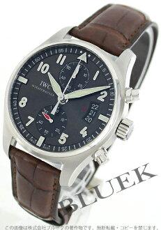 IWC pilot watch mens IW387802 watch clock