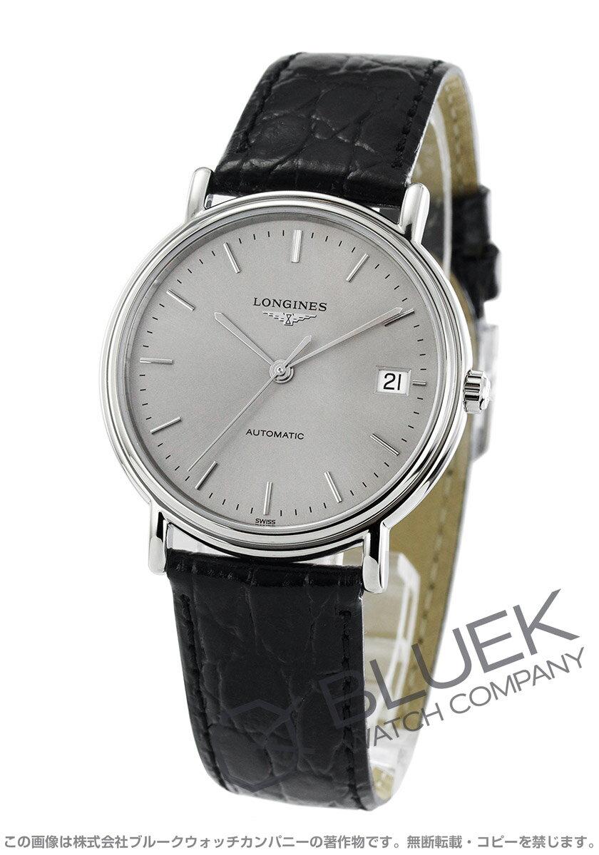ロンジン LONGINES 腕時計 グランドクラシック プレザンス メンズ L4.821.4.72.2